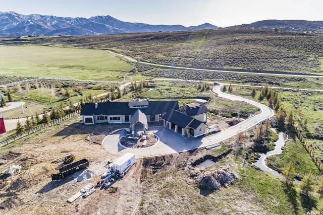 7474 N Bitner Ranch Rd, Park City, UT 84098 (MLS #1673234) :: Lookout Real Estate Group