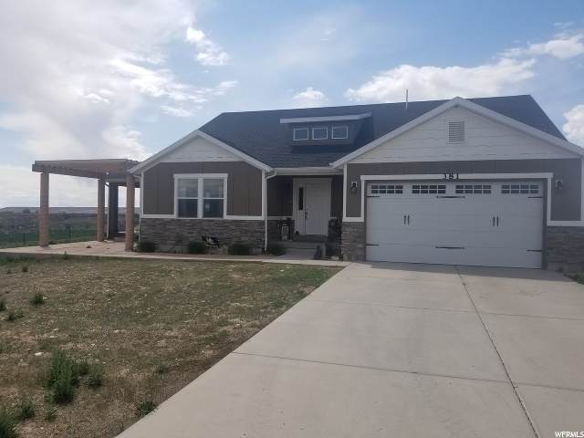 381 Cobble Hollow Dr, Roosevelt, UT 84066 (#1673254) :: Big Key Real Estate