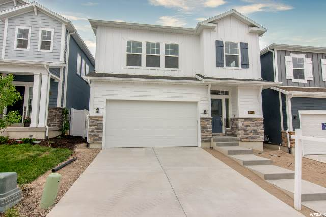 4444 W 2600 N #416, Lehi, UT 84043 (MLS #1673287) :: Lookout Real Estate Group