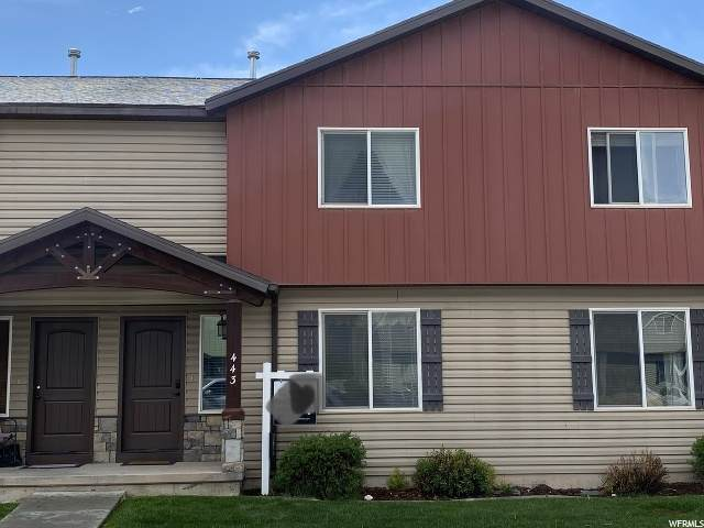 443 N 190 E, Roosevelt, UT 84066 (#1673349) :: Big Key Real Estate