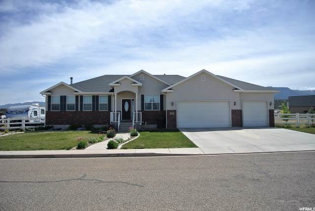 1269 S 4475 W, Cedar City, UT 84720 (#1673517) :: goBE Realty