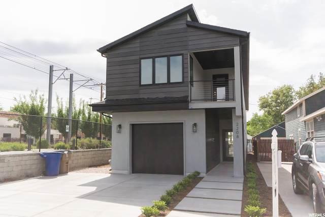 2208 S 1000 E, Salt Lake City, UT 84106 (#1673718) :: Colemere Realty Associates
