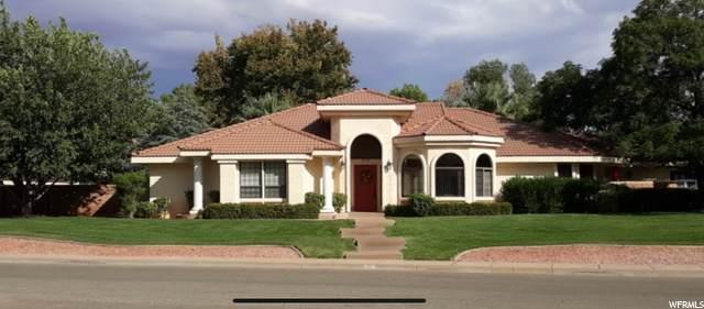 2735 Rio Vista Dr, St. George, UT 84790 (#1673829) :: Gurr Real Estate