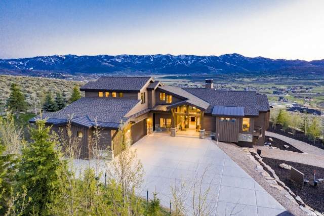 8833 Highfield Rd, Park City, UT 84098 (MLS #1673831) :: Lookout Real Estate Group