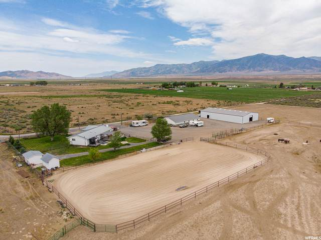 412 S Davis Ln, Rush Valley, UT 84069 (#1673882) :: Red Sign Team