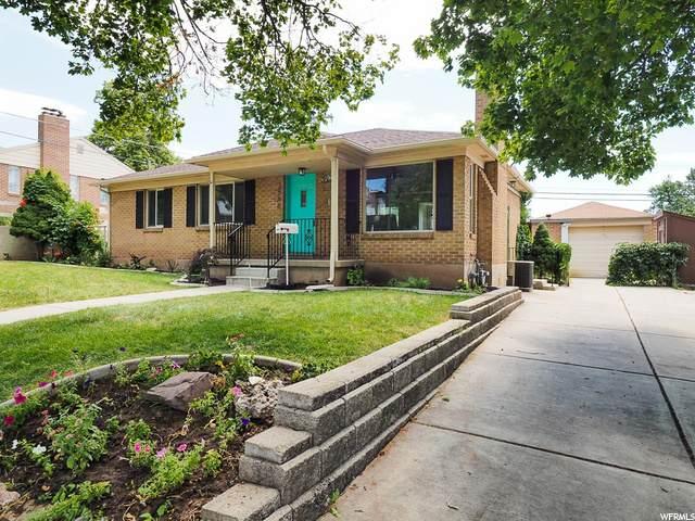 2566 E Simpson Ave S, Salt Lake City, UT 84109 (#1674163) :: Big Key Real Estate