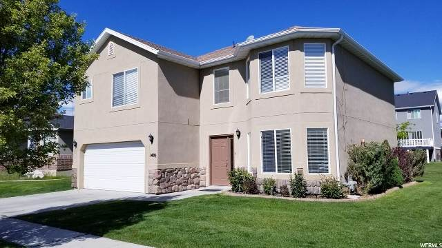 1463 Heather Ln, Syracuse, UT 84075 (#1674292) :: RE/MAX Equity
