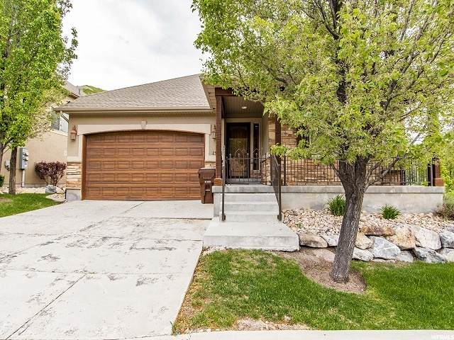 1358 E Meadow Valley Dr, Draper, UT 84020 (#1674514) :: Colemere Realty Associates