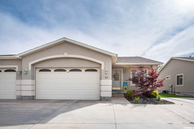 25 Clubhouse Dr, Stansbury Park, UT 84074 (MLS #1674539) :: Lookout Real Estate Group