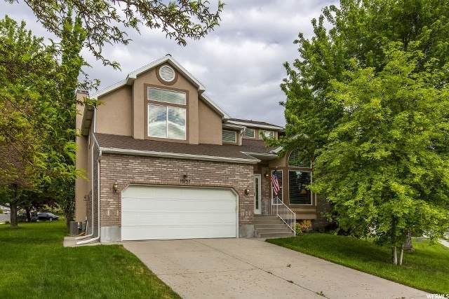 10137 S Snow Iris Way, Sandy, UT 84092 (MLS #1674654) :: Lookout Real Estate Group