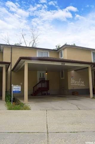 709 Jackson Park Pl, Salt Lake City, UT 84116 (#1674728) :: Colemere Realty Associates