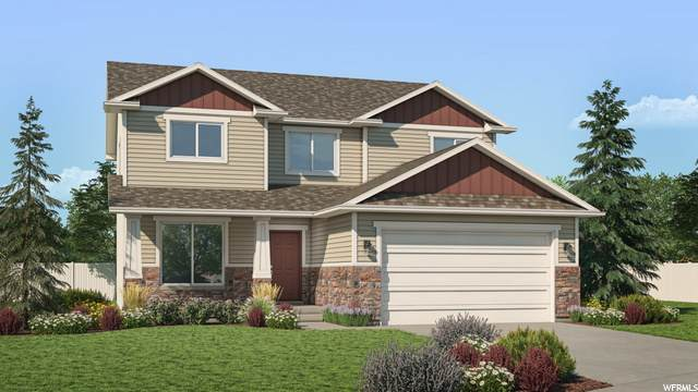 3661 E Barton Ct #1, Eagle Mountain, UT 84005 (#1674806) :: Berkshire Hathaway HomeServices Elite Real Estate
