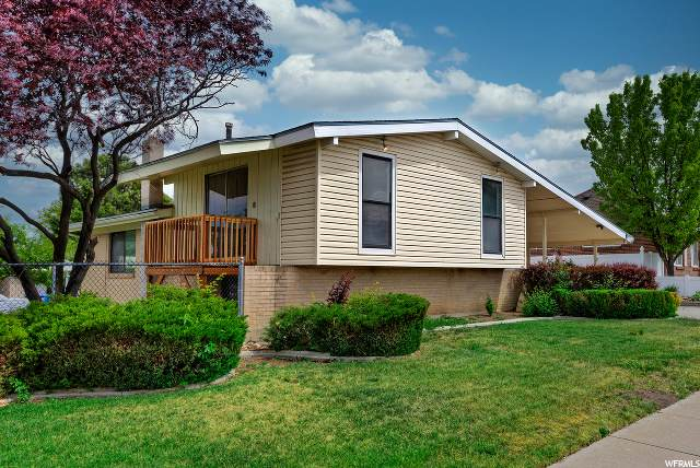 3679 S Bannock St, West Valley City, UT 84120 (#1674966) :: Red Sign Team