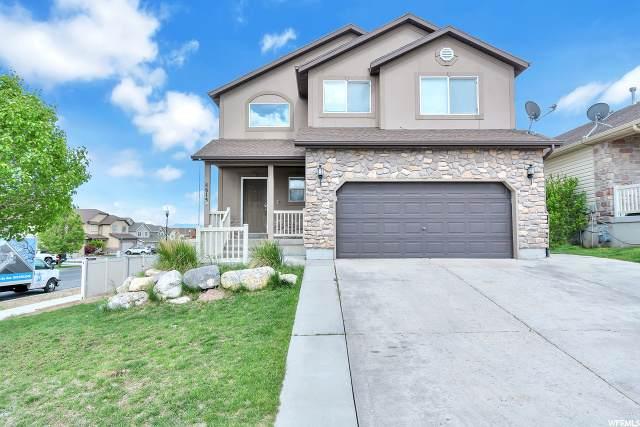 4615 S Cape Ridge Ln W, West Valley City, UT 84128 (#1675157) :: RE/MAX Equity