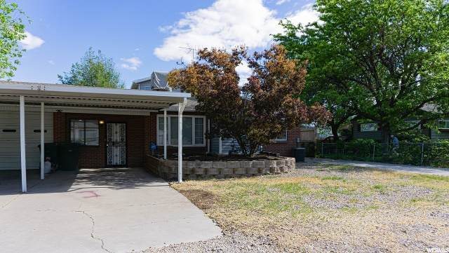 815 E Rowley Dr, Salt Lake City, UT 84107 (#1675268) :: Colemere Realty Associates