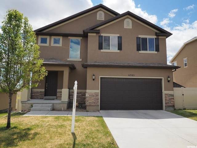 6585 S Azimuth Ct, West Jordan, UT 84081 (#1675599) :: Red Sign Team