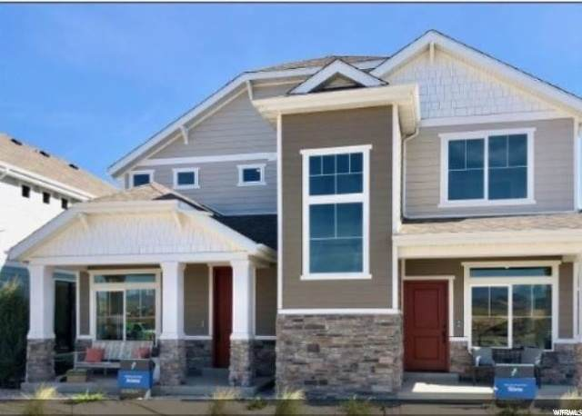 248 S Meadowbrook Ct E #429, Saratoga Springs, UT 84045 (#1675770) :: Red Sign Team