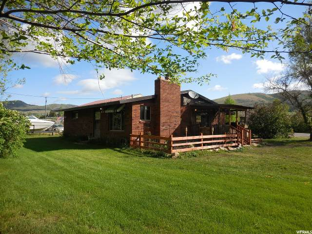 5264 N North Fork Rd, Liberty, UT 84310 (#1675827) :: The Perry Group