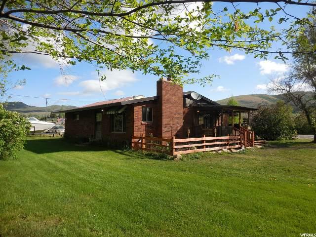 5264 N North Fork Rd, Liberty, UT 84310 (#1675827) :: Utah City Living Real Estate Group