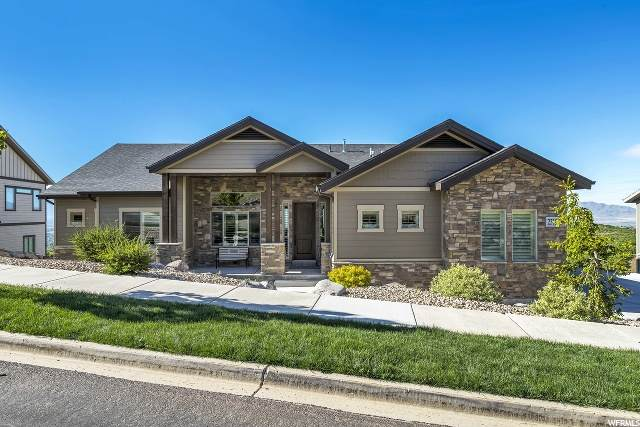 2318 E Mercer Hollow Cv, Draper, UT 84020 (#1675922) :: McKay Realty