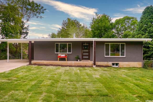 2555 N 1225 E, North Ogden, UT 84414 (MLS #1675951) :: Lookout Real Estate Group