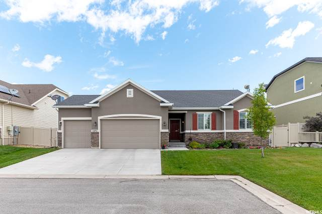 6431 S Yellow Sky Ct, West Jordan, UT 84081 (#1676141) :: Red Sign Team
