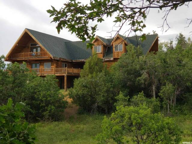 634 E Wolf Hollow Rd N #634, Fairview, UT 84629 (#1676202) :: Powder Mountain Realty