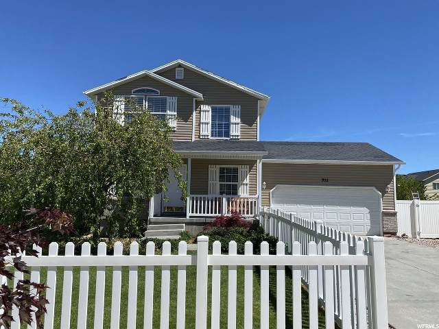952 W 770 S, Tooele, UT 84074 (#1676342) :: Big Key Real Estate