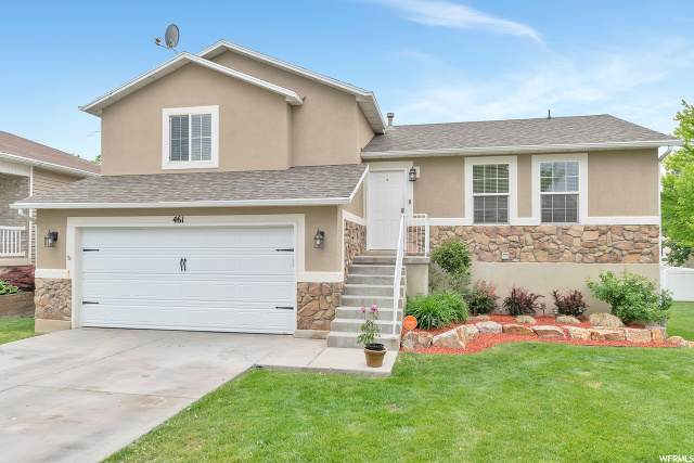 461 N 3225 W, West Point, UT 84015 (#1676383) :: RE/MAX Equity