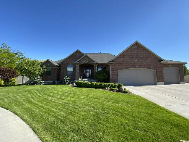 2763 W 960 N, Clinton, UT 84015 (#1676448) :: Doxey Real Estate Group