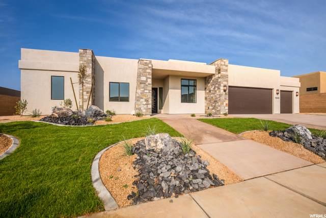 5325 N Hidden Pinyon Dr, St. George, UT 84770 (#1676657) :: Utah Best Real Estate Team | Century 21 Everest