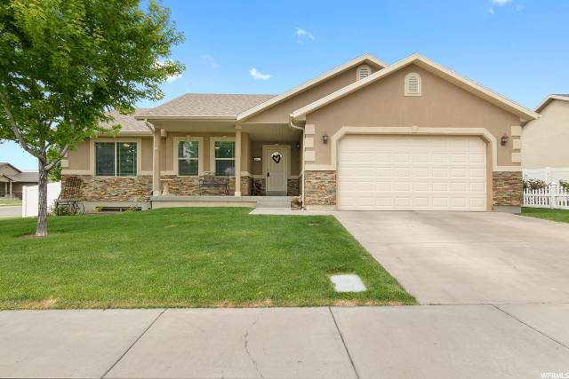 1016 W 1600 S, Payson, UT 84651 (MLS #1676735) :: Lookout Real Estate Group