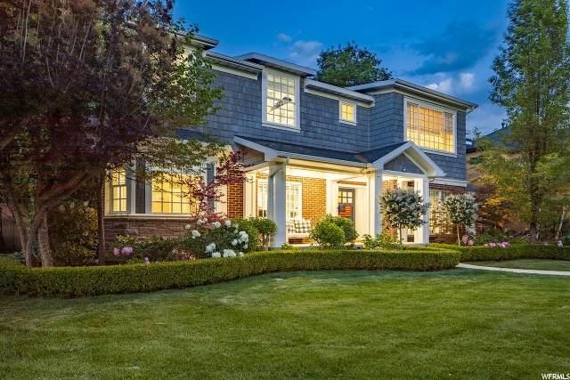 2247 S 2200 E, Salt Lake City, UT 84109 (#1676769) :: Big Key Real Estate
