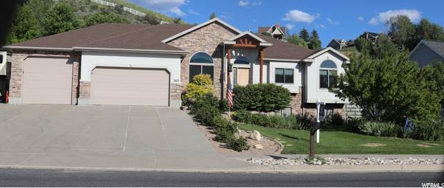 3825 Willow Creek Rd, Mountain Green, UT 84050 (#1676982) :: REALTY ONE GROUP ARETE