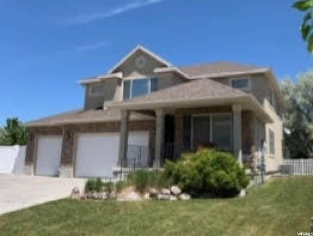 5782 N Lighthouse Ln W, Stansbury Park, UT 84074 (MLS #1677052) :: Lookout Real Estate Group