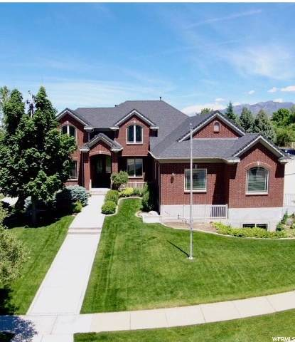 703 E Westbrook Rd, Kaysville, UT 84037 (#1677172) :: Doxey Real Estate Group