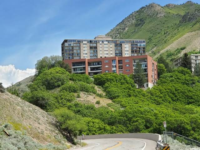 850 S Donner Way #406, Salt Lake City, UT 84108 (#1677268) :: The Fields Team