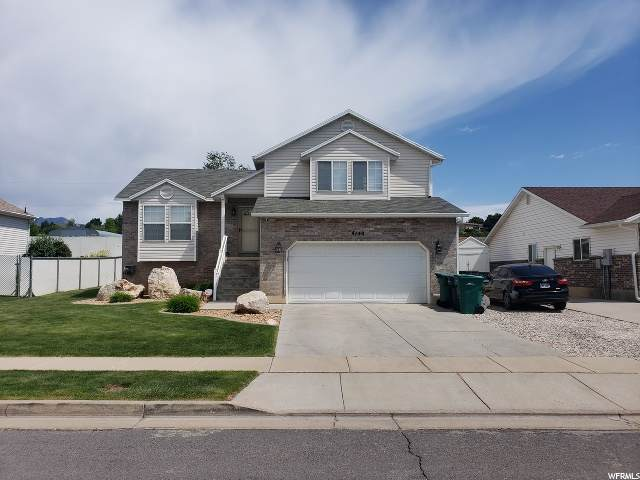 4140 S Lily Dr, Roy, UT 84067 (#1677342) :: Red Sign Team