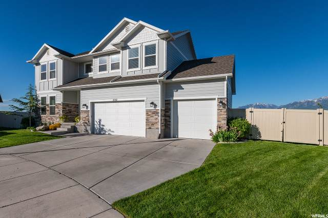 4762 W Wadesboro Cir, Herriman, UT 84096 (#1677471) :: The Perry Group