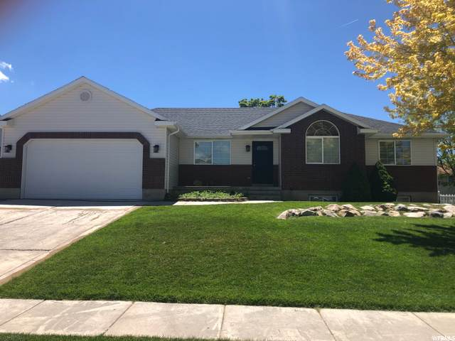 673 W 1860 N, Clinton, UT 84015 (#1677984) :: Doxey Real Estate Group