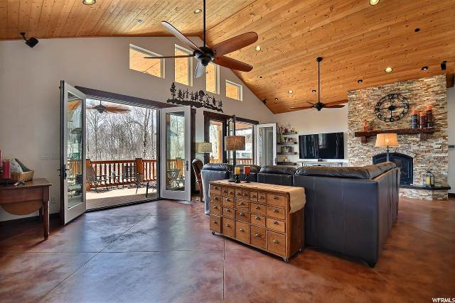 1711 Heather Ln, Wanship, UT 84017 (MLS #1678061) :: High Country Properties