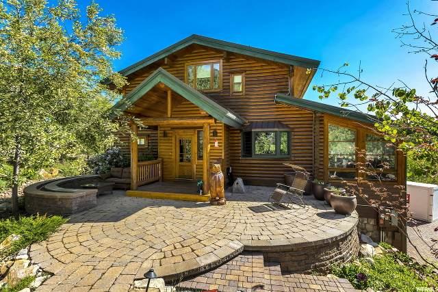 2090 Bear Hollow Dr, Park City, UT 84098 (MLS #1678171) :: High Country Properties