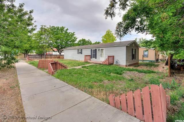 53 E 200 N, Moab, UT 84532 (#1678420) :: Utah City Living Real Estate Group