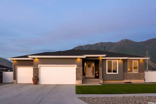 108 N 2560 E, Spanish Fork, UT 84660 (#1678492) :: Big Key Real Estate