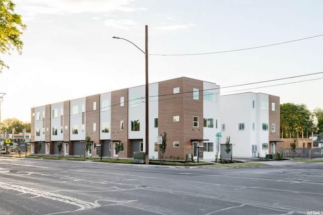 1660 S Major St E #7, Salt Lake City, UT 84115 (#1678583) :: RE/MAX Equity
