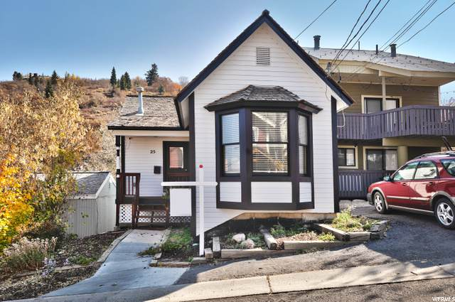 25 Prospect Ave, Park City, UT 84060 (#1678622) :: Doxey Real Estate Group