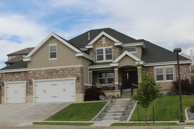 4438 N Crest Ridge Rd #13, Lehi, UT 84043 (#1678844) :: Big Key Real Estate