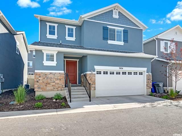 3034 S Red Pine Rd, Saratoga Springs, UT 84045 (#1678954) :: Big Key Real Estate