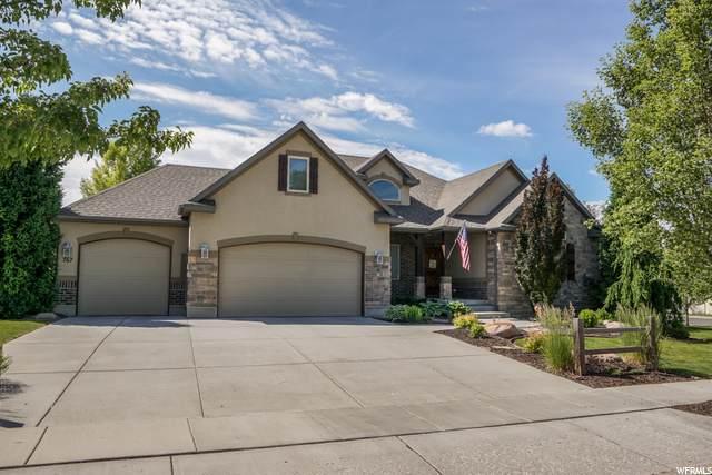 767 W Pegasus S, Kaysville, UT 84037 (#1679033) :: Utah City Living Real Estate Group