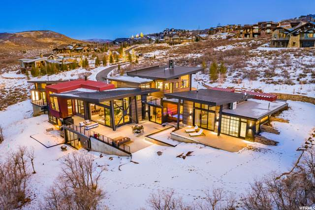 27 Normans Way, Park City, UT 84060 (#1679241) :: Red Sign Team